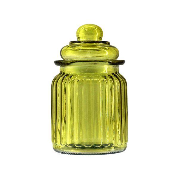 Porta condimento de vidro 280ml sortidos Wincy
