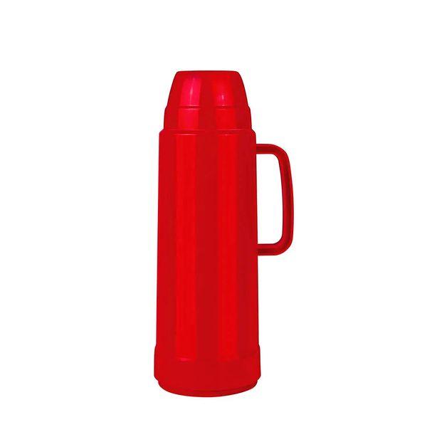 Garrafa térmica use vermelha 1 litro Mor