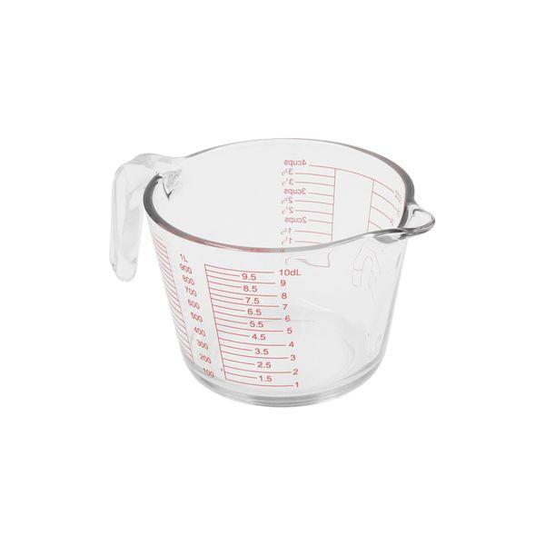 Jarra medidora vidro 1 litro DCasa