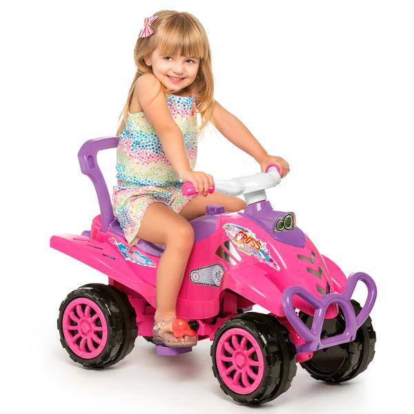 Cross turbo pink Calesita