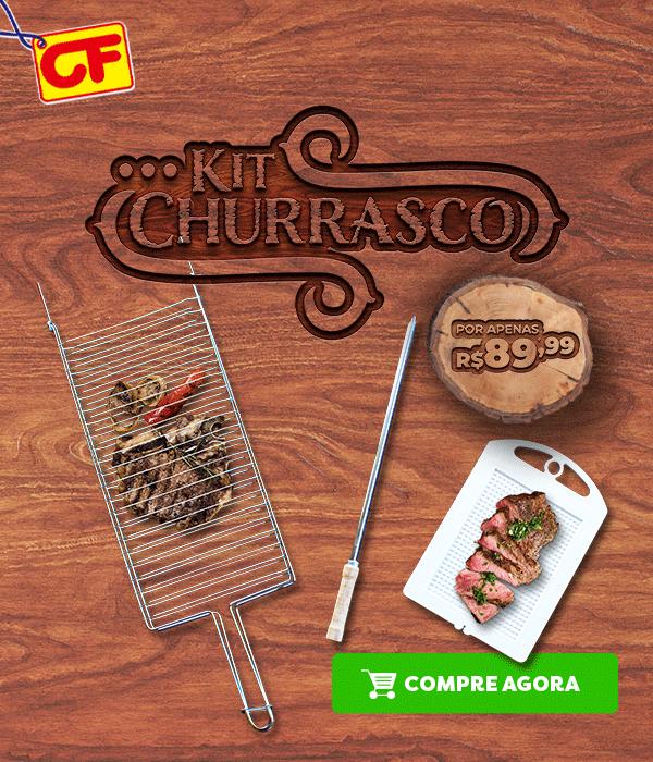 Kit churrasco - mobile